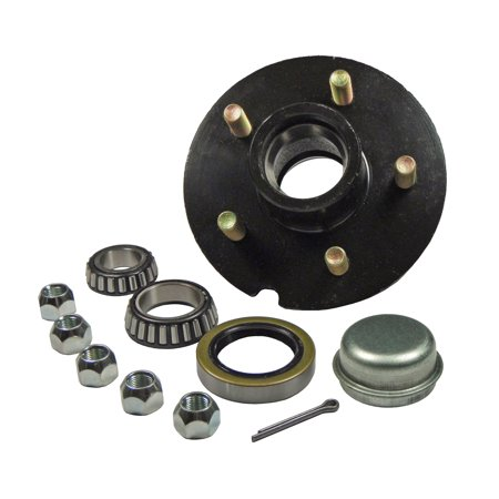 Greaseable Bolt Kit - Trailer Hub Kit - For 1-3/8