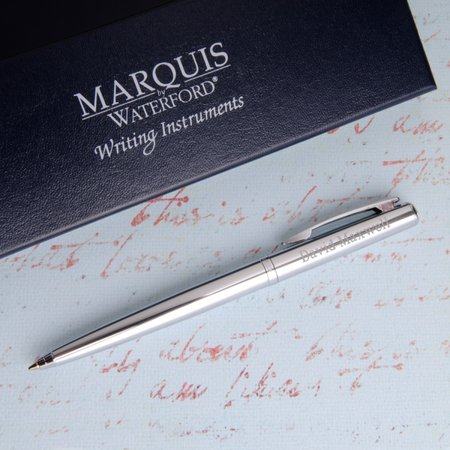 Personalized Waterford Ballpoint Pen - Arcadia (Bulk Personalized Pens)