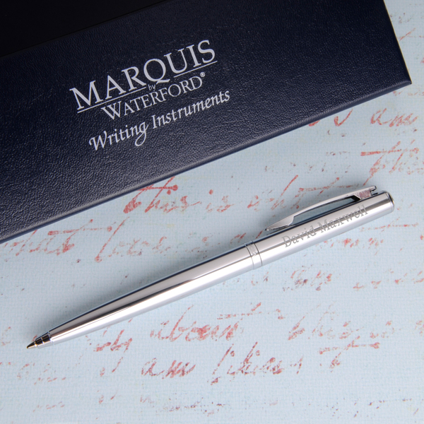 Personalized Waterford Ballpoint Pen - Arcadia