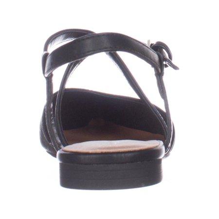 Indigo Rd. Genetic4 Pointed-Toe Ballet Flats, Black Multi - image 4 of 6