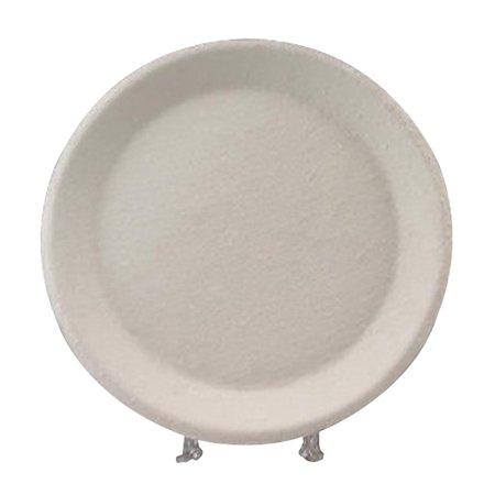Huhtamaki Chinet Savaday Paprus Pie Plate Acorn, 10