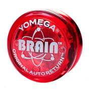 YOMEGA BRAIN RED CLEAR YO YO