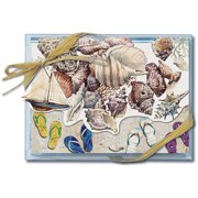 Lissom Design 11053 Folded Notecard - CI