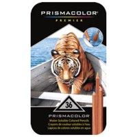 Prismacolor Watercolor Pencil Set, 36-Colors