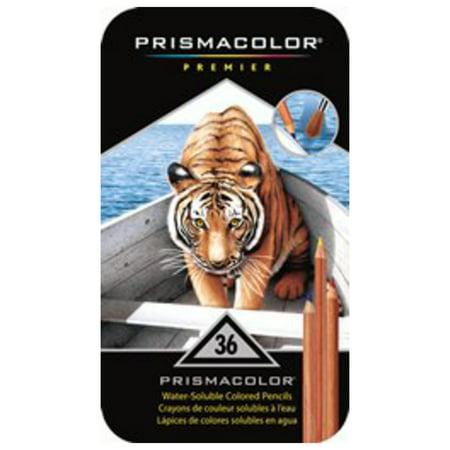 Prismacolor Watercolor Pencil Set, - Watercolor And Colored Pencil