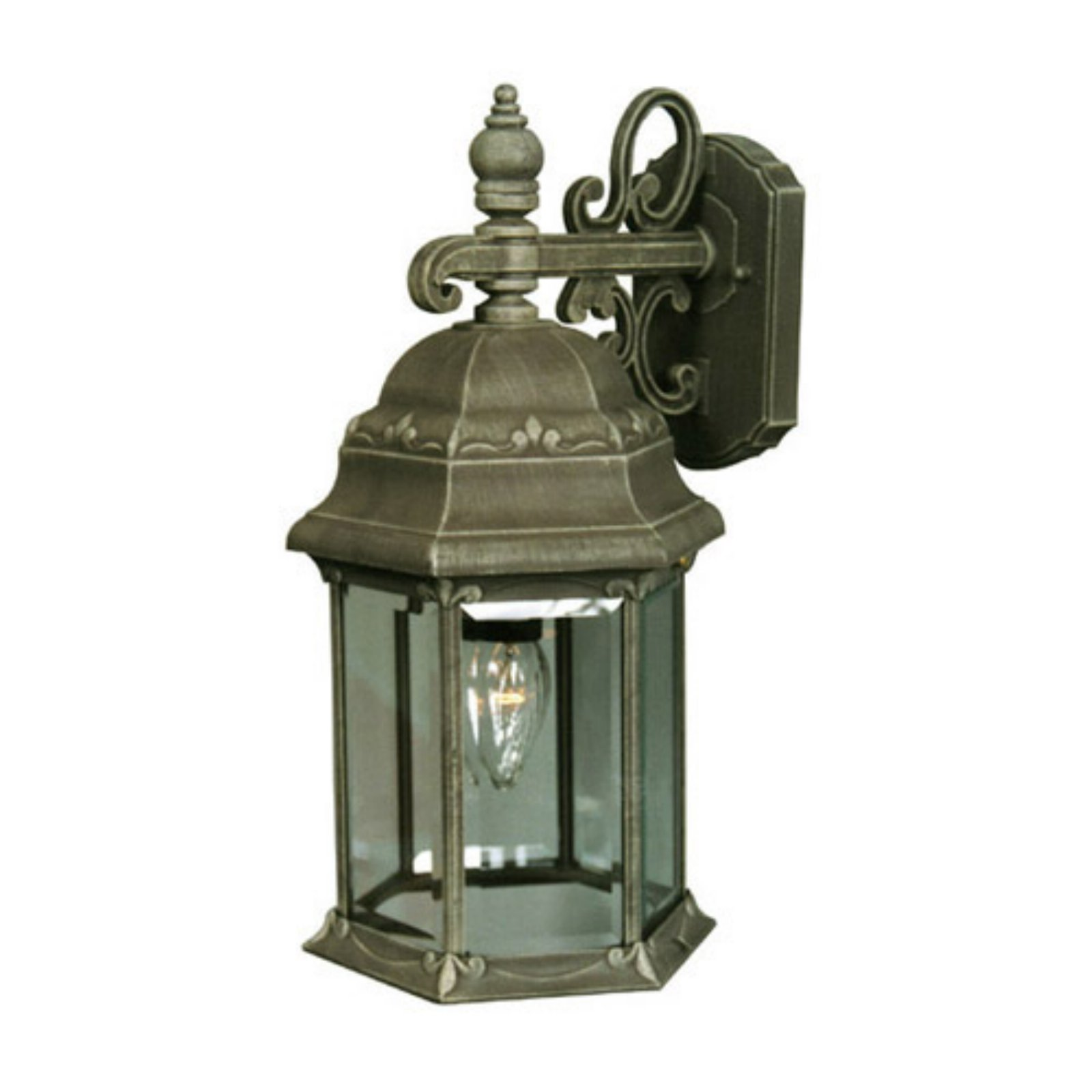 Special Lite Products Boulevard F-2971 Medium Top Mount Outdoor Wall Light