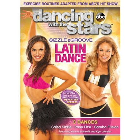 Dancing With Stars  Sizzle And Groove Latin Dance