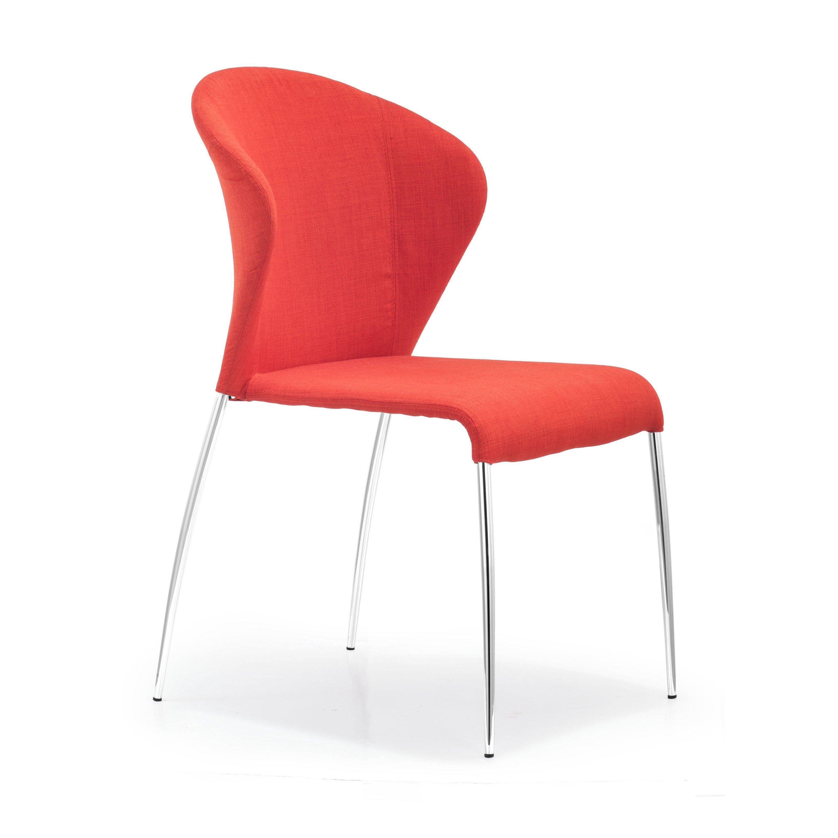 Zuo Modern Oulu Chair - Set of 2