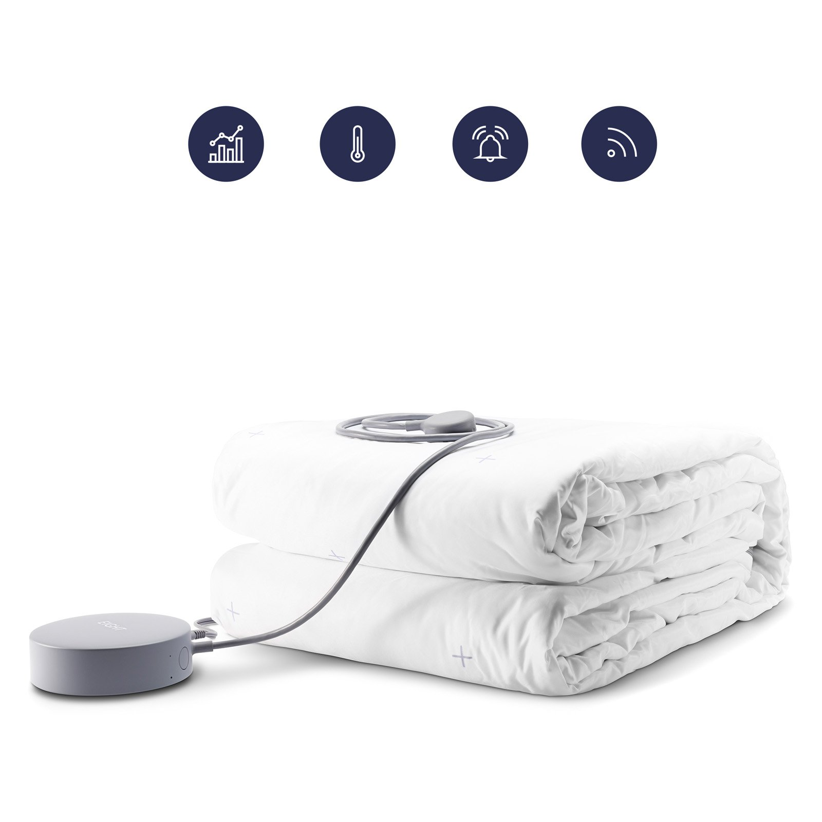Eight Sleep Tracker and Temperature Control Mattress Cover