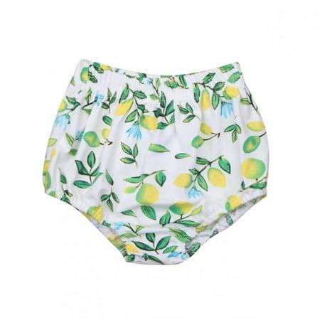 Toddler Girl Diaper Covers (0-18M Newborn Unisex Baby Girls' Boys Cotton Shorts Infant Diaper Cover)