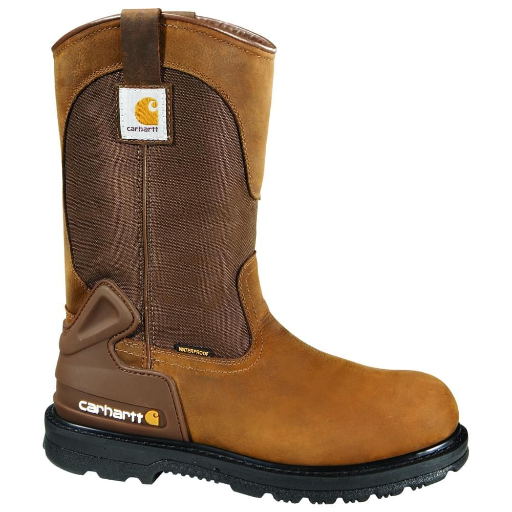 Carhartt 11in Waterproof Wellington Steel Toe by Carhartt