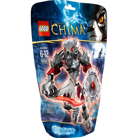 LEGO Legend of Chima CHI Worriz Play Set
