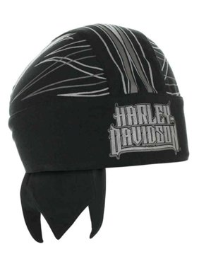 e19f6dd26b2 Product Image Harley-Davidson Men s Spiked H-D Text Reflective Headwrap