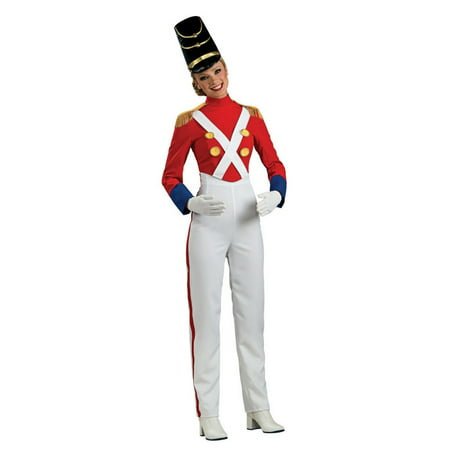 Halloween Toy Soldier Women's Costume