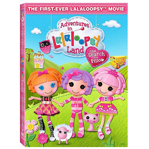 Adventures In Lalaloopsy Land: Search For Pillow (Widescreen)