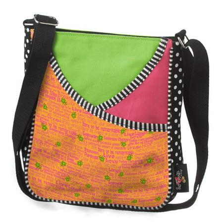 Midwest-CBK Wacky Orange Travel Purse By - Wacky Bags