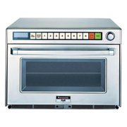 Panasonic NE-2180 2100 Watt Commercial Microwave Oven with Sonic Steamer by zz