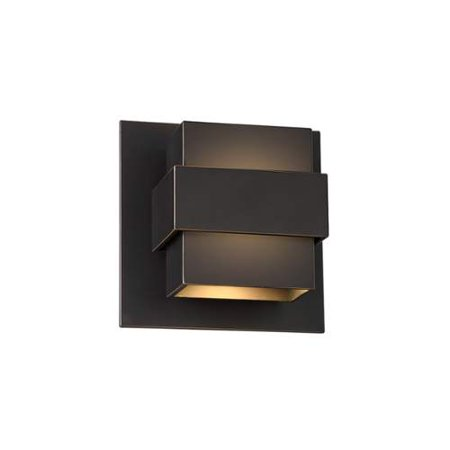 Modern Forms Wall Sconces : Modern Forms WS-W30507 Wall Sconces Pandora Outdoor Lighting Outdoor Wall Sconces ;Oil Rubbed ...