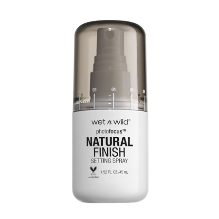 wet n wild Photo Focus Natural Finish Setting Spray, Seal the Deal