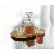 Style Setter Kentucky Whiskey Set, 7 Pieces