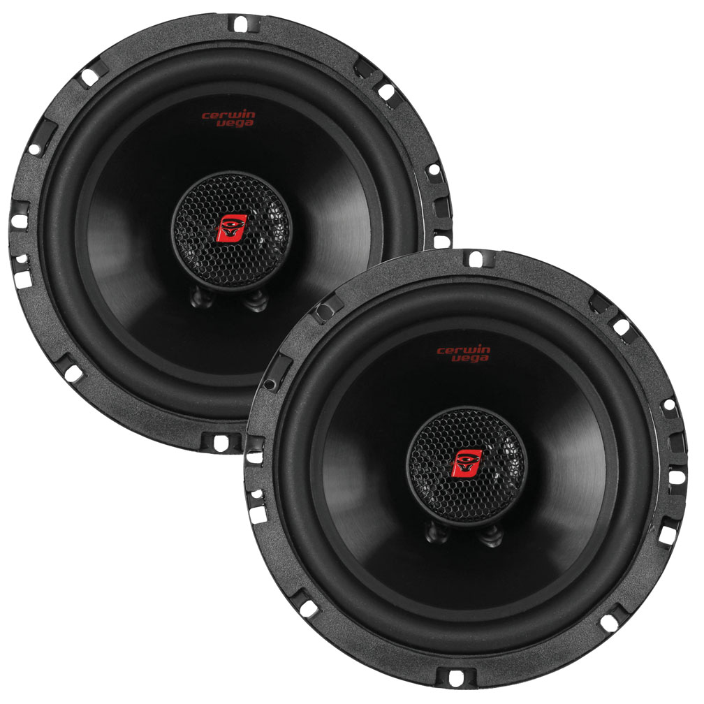 "Cerwin Vega's Mobile H446 Speaker - 50 W Rms - 200 W Pmpo - 2-way - 2 Pack - 90 Hz To 18 Khz - 4 Ohm - 92 Db Sensitivity - 4"" X 6"" - Automobile (h446)"