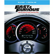 Fast And Furious: The Ultimate Ride Collection (Blu-ray + Digital Copy) by