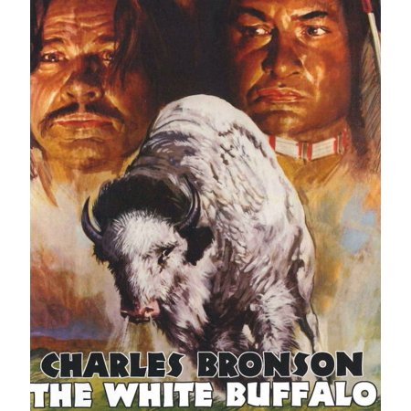 Sacred White Buffalo (The White Buffalo (Blu-ray))