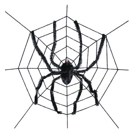 8FT Spider Web Halloween Decoration