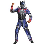 Optimus Prime Muscle Child Halloween Costume