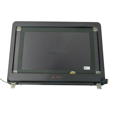 Asus Zenbook UX305F Black Lcd Back Cover w/ Bezel Hinges & Cables
