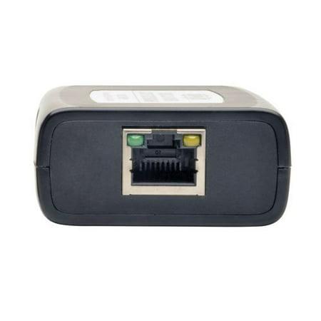 TRIPP LITE B203-101-PNP 1-Port USB 2.0 over Cat5 Cat6 Extender Hub Transmitter and - Tripp Lite Usb Extender