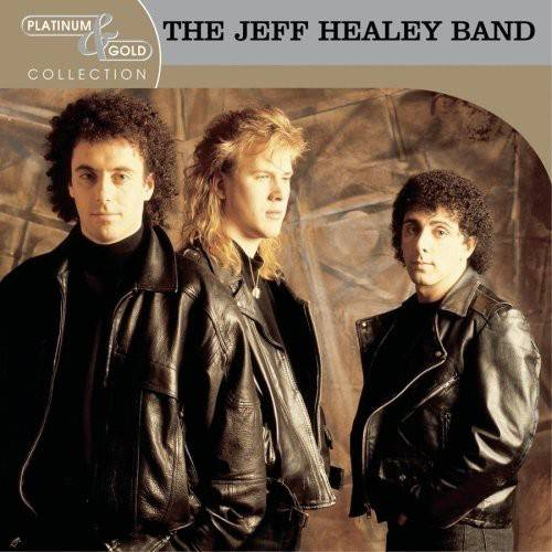 Jeff Healey - Platinum & Gold Collection [CD]