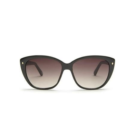 Fossil 3022/S Safilo Group Dark Brown Sunglasses