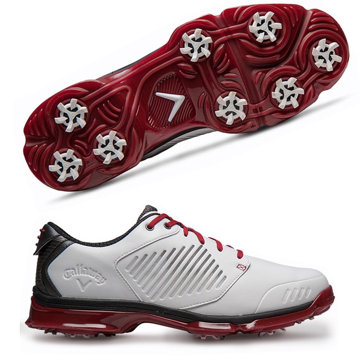 cheap for discount low priced arriving Callaway Xfer Nitro Men's Golf Shoe - Walmart.com