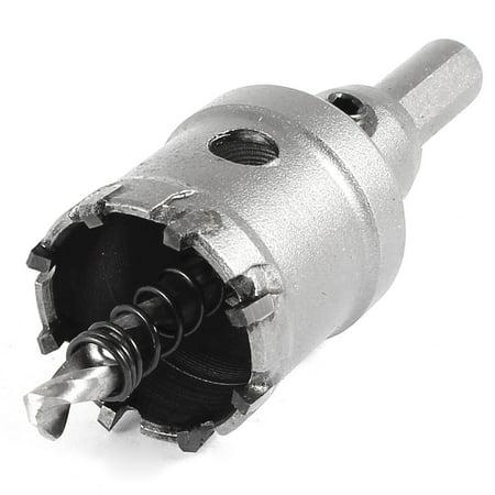 35mm 5-25mm Thickness Twist Drill Bit Hole Saw Drilling Tool 3 in 1