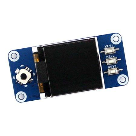 outdoorline 128x128 1.44inch LCD Display HAT SPI Expansion Board for Raspberry Pi Zero/Zero W/Zero WH/2B/3B/3B+ - image 1 of 7