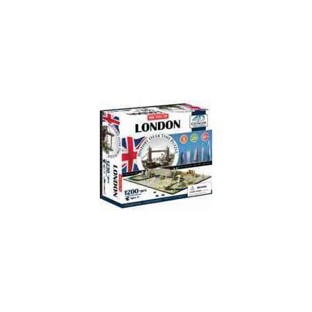 Image of 4d Cityscape London History Time: 1,230 Pieces