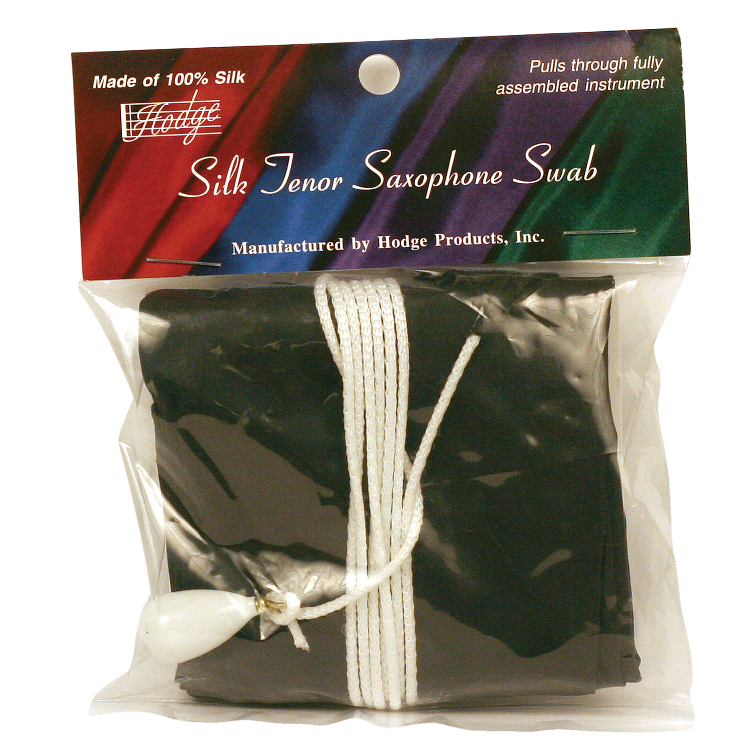 Swab,Hodge Silk,TSax,Blk by Hodge Products Inc