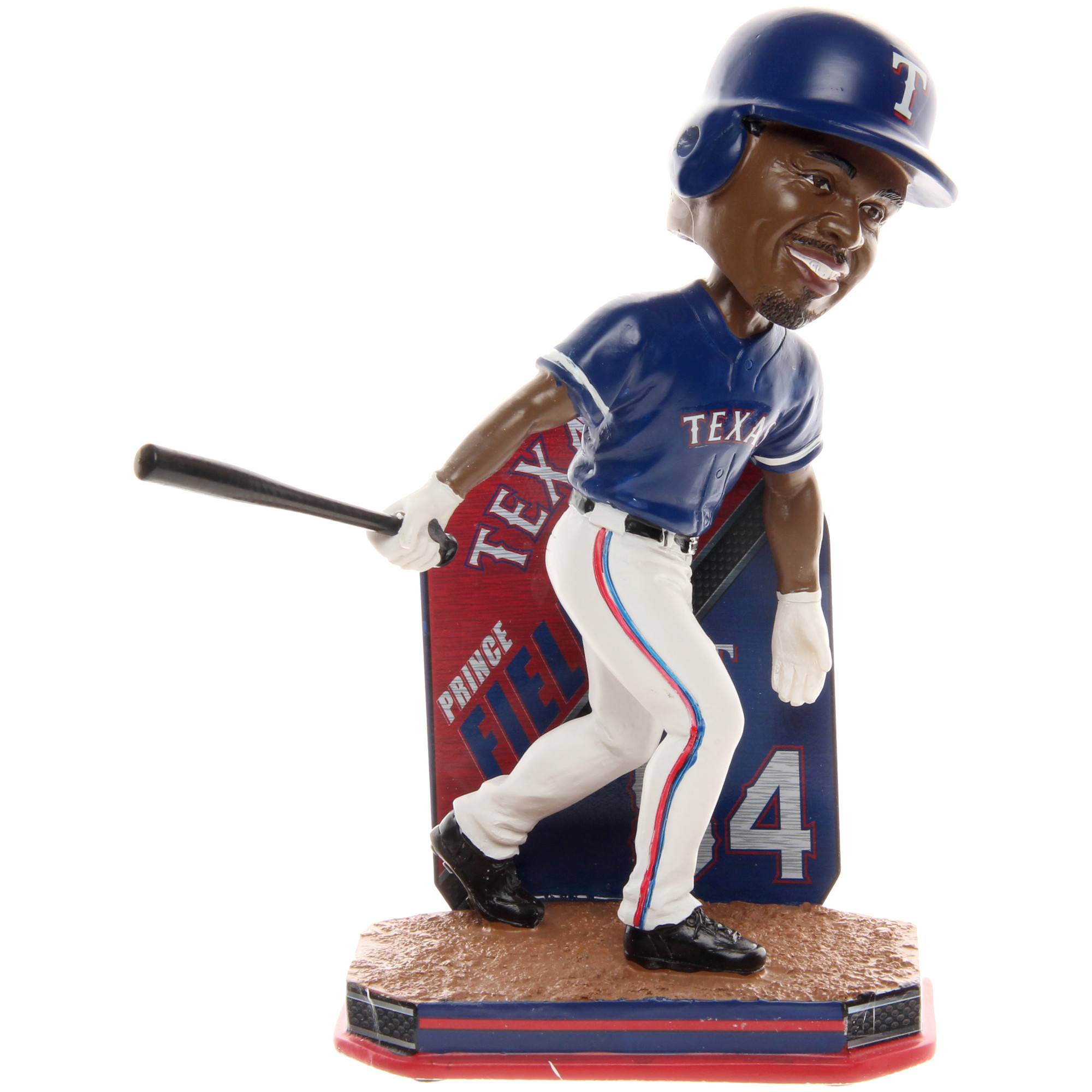 Prince Fielder Texas Rangers Name & Number Bobblehead - No Size