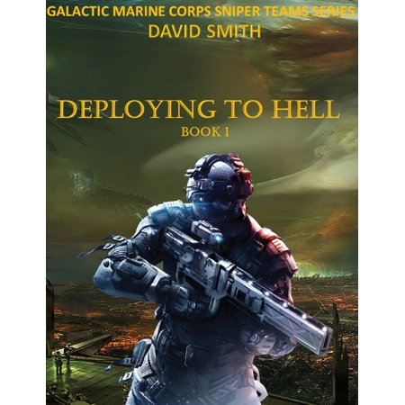 Galactic Marine Corps Sniper Teams: Deploying to Hell -