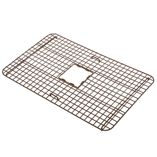Sinkology Wright 28'' W x 17'' D Kitchen Sink Bottom Grid