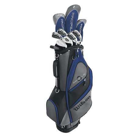 Wilson Profile XD Senior Package Golf Set, Right