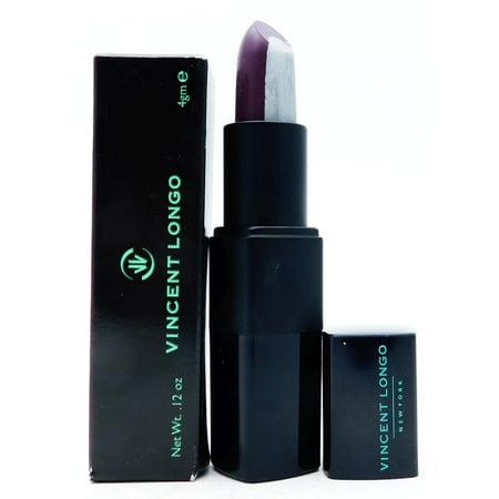 Vincent Longo Sheer Lustrous Lipstick Gothic Venus .12 Oz.