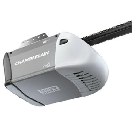 Chamberlain C253 Chain Drive Garage Door Opener, 1/2 HP Chain Drive Opener