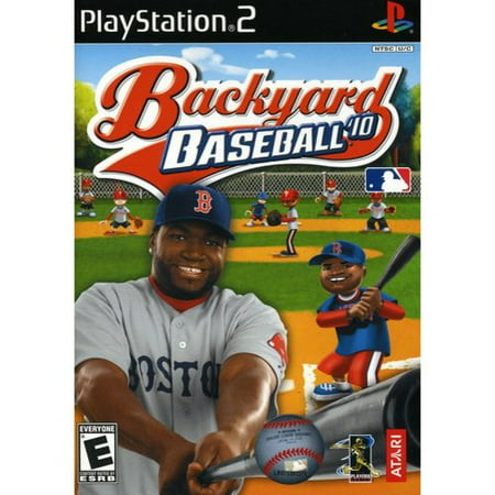Backyard Baseball 10 - Playstation 2(Refurbished) - Backyard Baseball 10 - Playstation 2(Refurbished) - Walmart.com