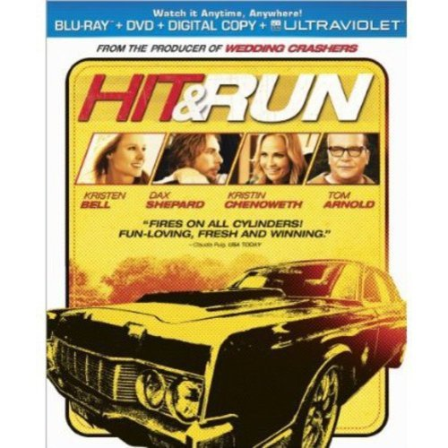Hit & Run (Blu-ray + DVD + Digital Copy + UltraViolet) (With INSTAWATCH) (Widescreen)