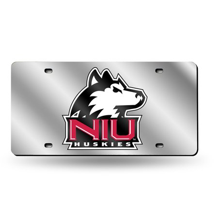 Ncaa Connecticut Huskies License Plate - Northern Illinois Huskies NCAA Laser Cut License Plate Tag