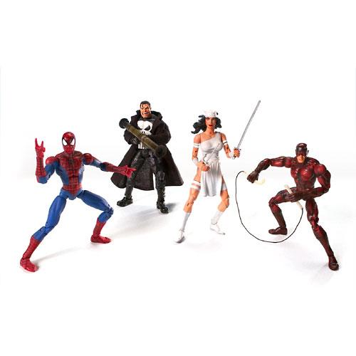 Toy Biz Marvel Legends Gift Set