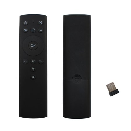 Fly Wireless Remote Control 6- Motion Sensing IR Learning with USB Receiver Adapter for Smart TV Android Projector - Motion Sensing Adapter