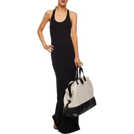 Norma Kamali Norma Kamali Womens Jersey Racerback Maxi Dress